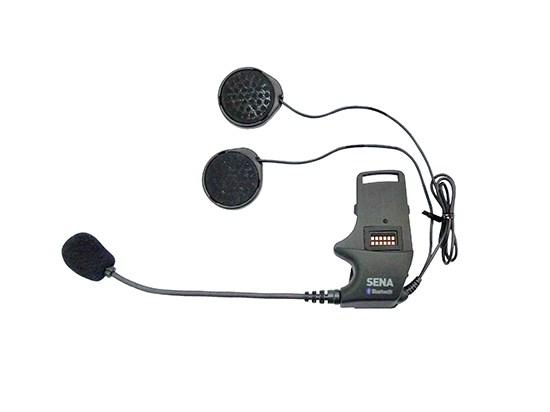 SENA SMH10 kit audio micro perche + haut-parleurs