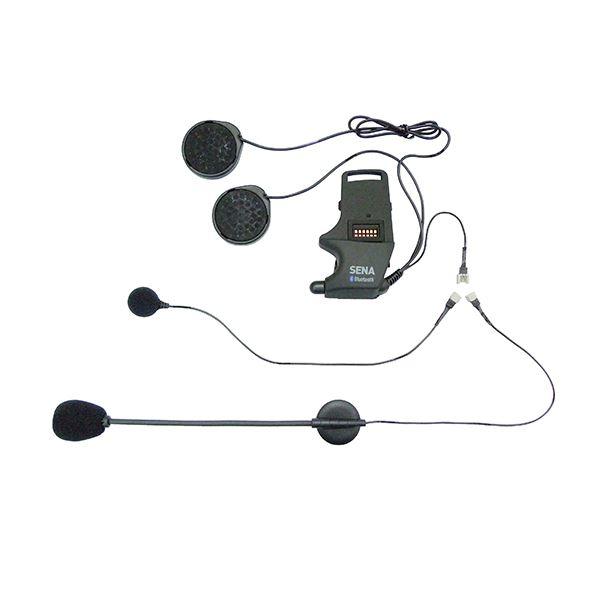 SENA SMH10 kit audio micro hybride/filaire + haut-parleurs