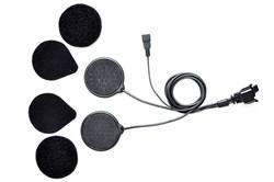 SENA : SMH5 haut-parleurs - Avec verrou