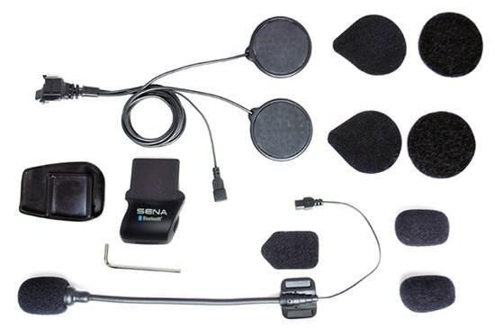 SENA SMH5 audiokit staafmicro + locking connector speakers