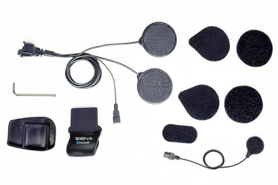 SENA SMH5 audiokit draadmicro + locking connector speakers