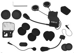 SENA 20S audiokit + accesoires de fixation