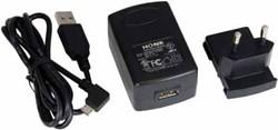 SENA SMH5 / 10 EVO netstroom-USBlader en USB kabel