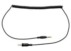 SENA : 20S cable audio - 2.5mm minijack male / 3.5mm minijack male