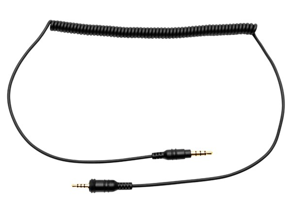 SENA 20S/20S Evo/30K câble audio 2.5mm mini-jack male/3.5mm mini-jack male