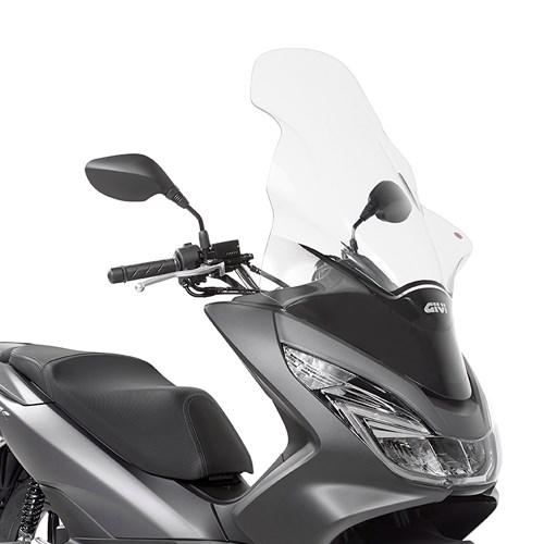 GIVI Verhoogd transparant windscherm - ST D1130ST