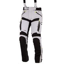 MODEKA Tacoma pants Gris-Noir Hommes Long