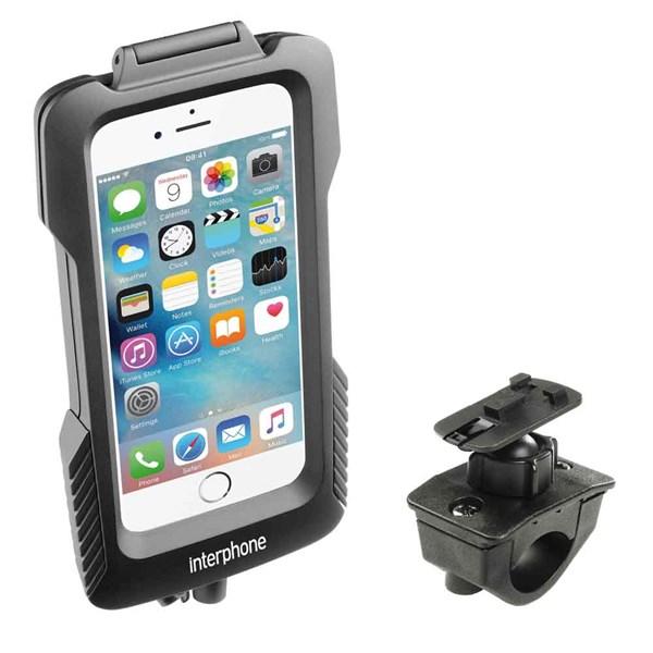 INTERPHONE iPhone 6 houder moto