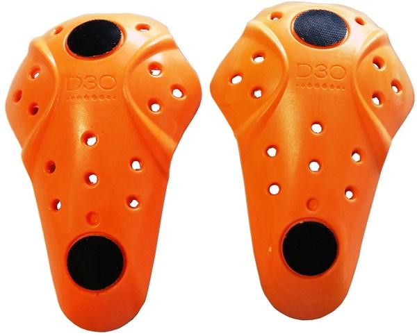 D3O Paire de protections genoux velcro T5 EVO XT