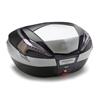 GIVI V56 Maxia 4 topkoffer fumé reflectoren, aluminium afwerking