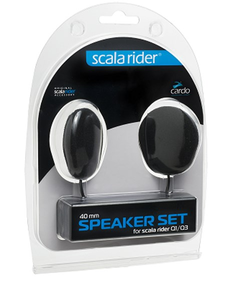 CARDO Écouteurs Qz/Q1/Q3/G9x/Packtalk/Smartpack