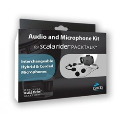 CARDO Audio kit Packtalk / Smartpack