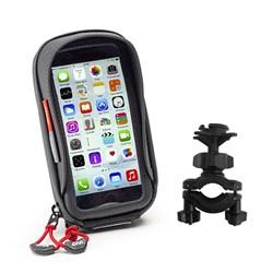 GIVI : Smart Phone houder I-Phone 6, etc. - S956B