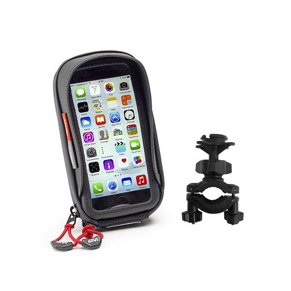 GIVI Smartphone houder iPhone 6, etc. moto