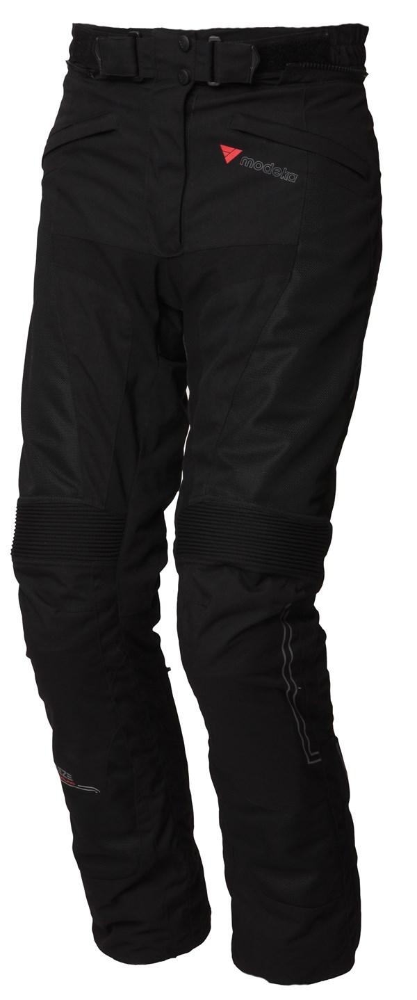 MODEKA Breeze Lady Pants Noir Taille longue