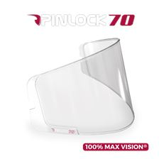 SHARK Pinlock VZ160, VZ300 Transparent