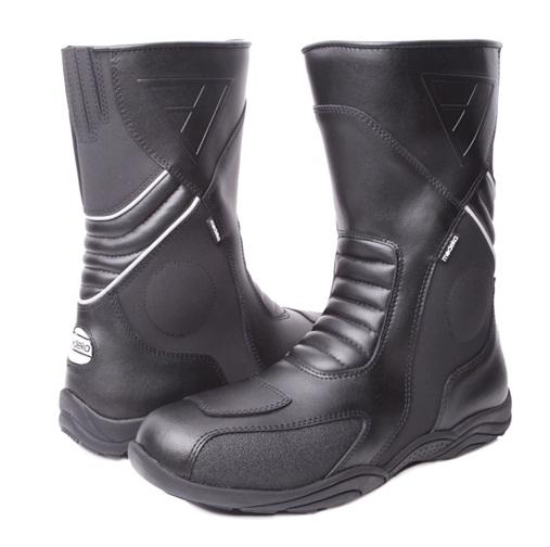 Modeka Boots Voyager Pro Bottes de moto Noir 41 bKRsi