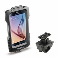 INTERPHONE Porteur Samsung Galaxy S6/S7 moto