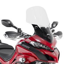 GIVI Verhoogd transparant windscherm - ST D7406ST