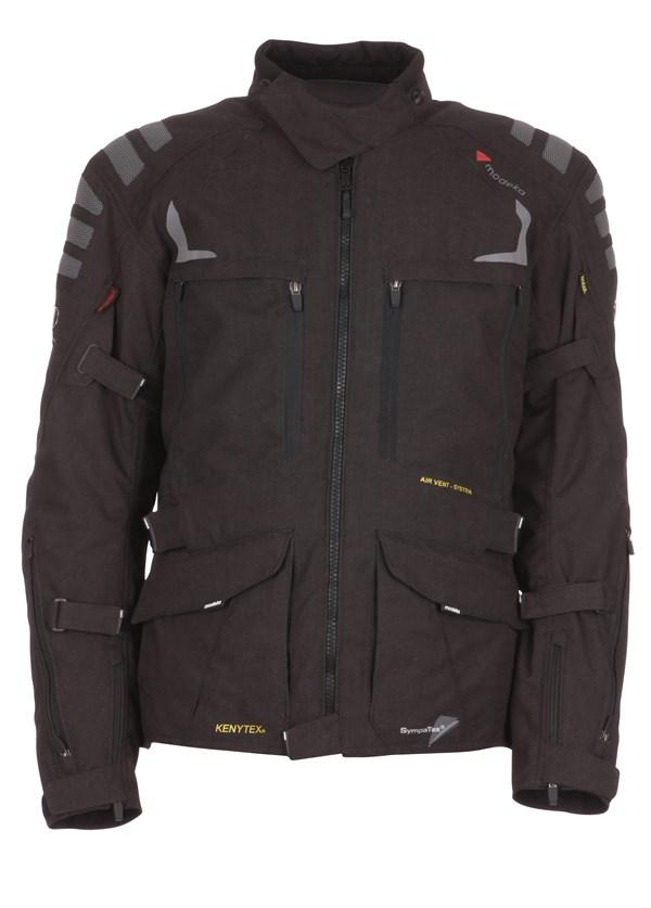 MODEKA Kolumbus Jacket Noir Hommes