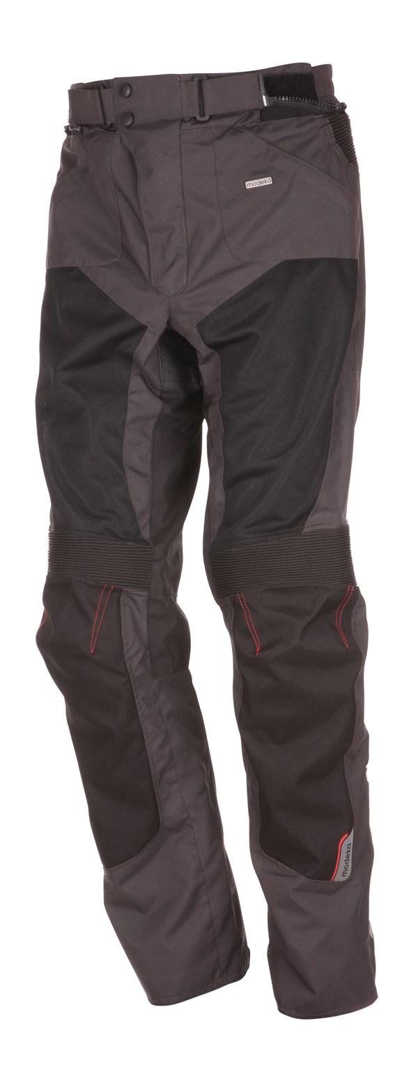 MODEKA Upswing Pants Zwart-Donker grijs Heren