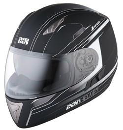 IXS : HX 1000 Fork - Mat Noir-Blanc