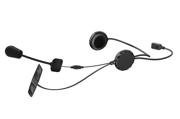 SENA 3S met bedraade staafmicrofoon