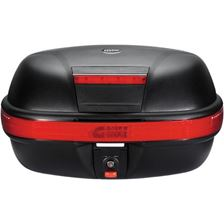 GIVI E460 top case reflecteurs rouges