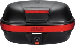 GIVI : E460 top case - reflecteurs rouges