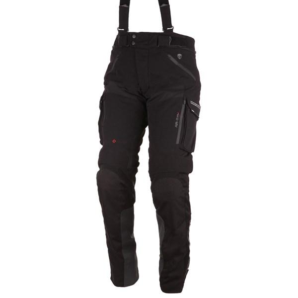 MODEKA Tacoma pants Noir-Hommes Court