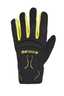 IXS Samur zwart - fluo geel