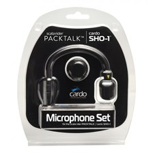 CARDO Microfoon set SHO-1/Packtalk(Bold, Slim)/Freecom