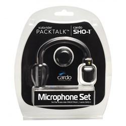 CARDO set de micros SHO-1/Packtalk/Smartpack/Freecom