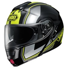SHOEI Neotec Imminent Noir-Jaune-Gris TC-3
