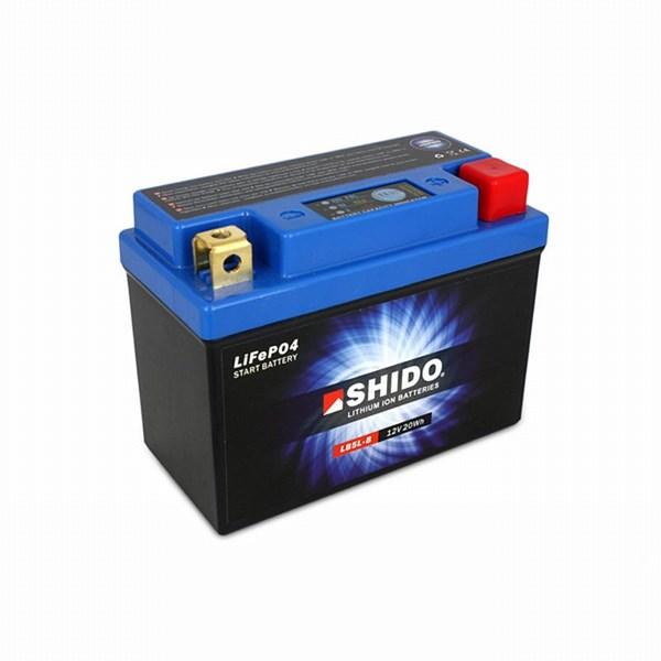 SHIDO Batterie Lithium-Ion LB5L-B