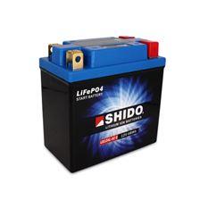 SHIDO Batterie Lithium-Ion LB12AL-A2-Q