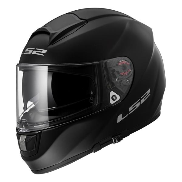 LS2 FF397 Vector Mat-Zwart