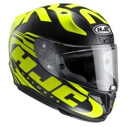 HJC : RPHA-11 Eridano - noir / jaune fluo