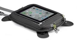 GIVI : Porte-carte/iPad avec aimants amovibles - EA112B