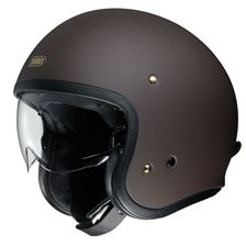 SHOEI J.O Marron mat