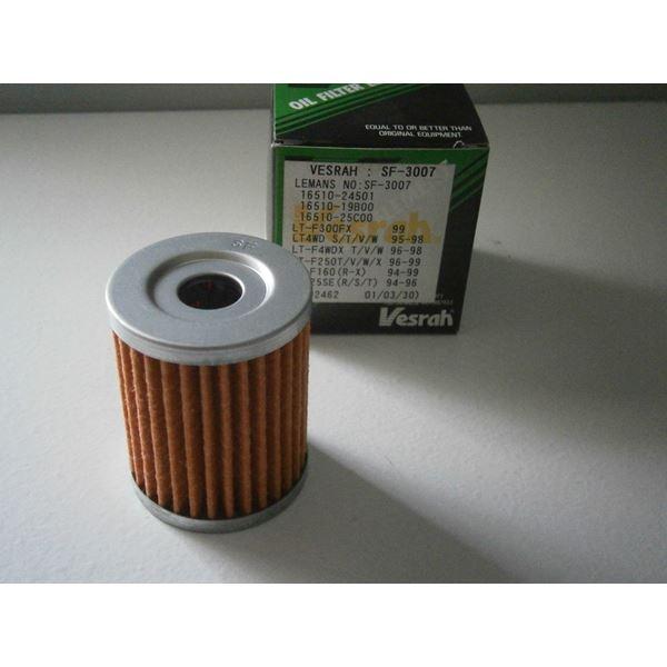 VESRAH Filtre à huile Suzuki SF-3007 KN-132