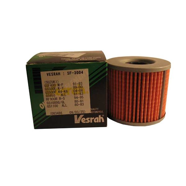VESRAH Filtre à huile Suzuki SF-3004 KN-133