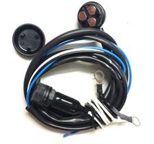 GIVI Contact plaque de coffre feu stop Platine 3 connecteurs - Z2111R