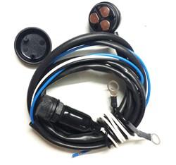 GIVI : contact platine 3 connecteurs - Z2111R