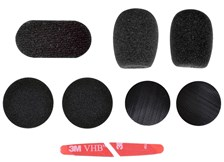 SENA 3S covers en velcros