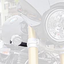 GIVI Kit de montage pour spotlights S310 ou S322 LS5115