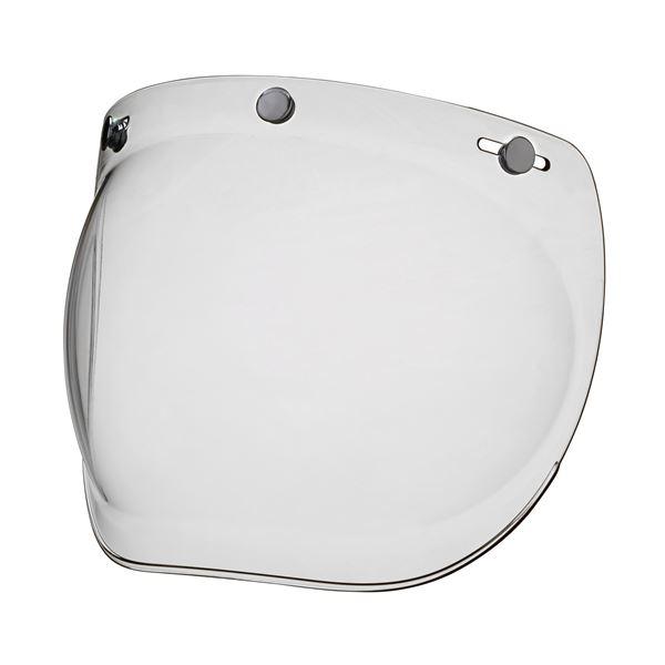 GIVI visière bubble Oldster transparent