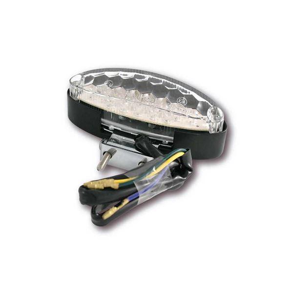 SHIN YO Number 1 Zwarte behuizing met transparante lens