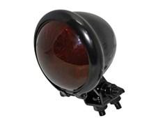 SHIN YO Bates style Entourage noir avec lentille rouge