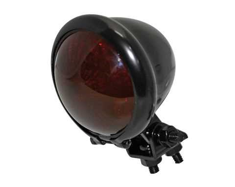 SHIN YO Bates style Zwarte behuizing met rode lens